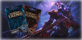League of Legends RP Card icon