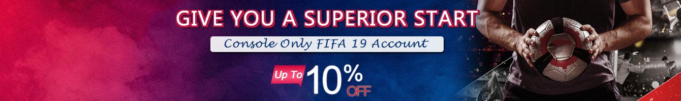FIFA 19 accounts, FUT 19 mule account quick buy at u7buy com